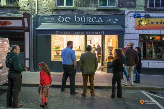 De Búrca Launch - 13/10/2014